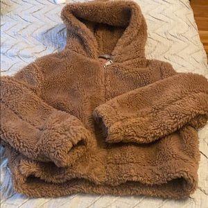 bagatelle teddy coat